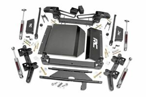 Rough Country 4 Lift Kit 88 98 Chevy 1500 Pickup 4wd