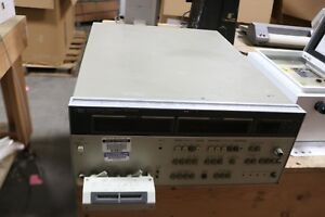 Hp 4274a Multi frequency Lcr Meter With 16047a Test Fixture