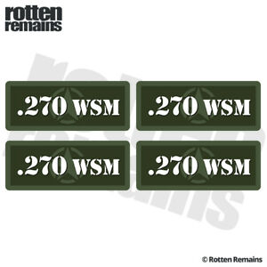 .270 WSM 270 Ammo Can 4 Pack 3