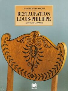 French Furniture Restoration Louis Philippe