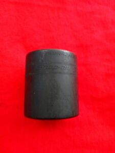 Snap on Metric 32mm Impact Shallow Socket Flank Drive 6 Point 1 2 Drive Imm320