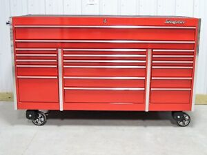 Snap On Candy Apple Red Krl1033 Tool Box And Work Mat
