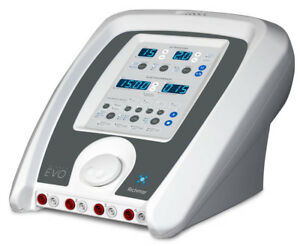 Richmar Winner Evo Cm4 Combo Ultrasound 4 channel Electrotherapy Unit 410 012