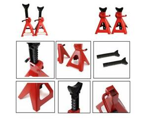 2 3 Ton Jack Stands Adjustable Height Auto Shop Safety Tools Car Truck