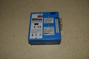 Gilian Hi Flow Sampler Model Hfs113 Hfs 113 6