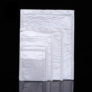Lots Self Seal Poly Bubble Padded Envelopes Bubble lined Mailers Bags Wholesale