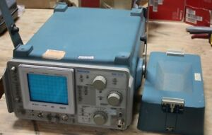 Tektronix 492 Spectrum Analyzer 10 Khz To 21 Ghz