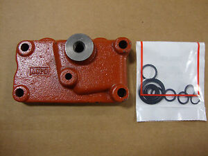 600 800 801 901 2000 4000 Ford Tractor Hydraulic Cover Blocking Plate