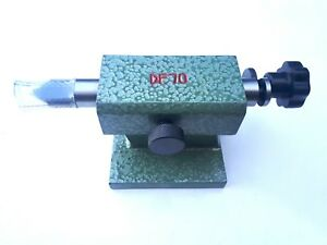 Tailstock For 5c Spin Index Fixture