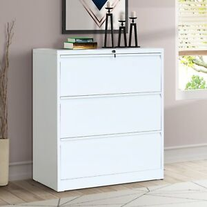 Heavy duty Lateral File Cabinet Filing Cabinet Storage