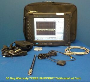 Tektronix H500 6 2 Ghz Real Time Spectrum Analyzer For Signal Analysis
