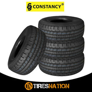4 New Constancy Ly788 215 75r15 100t Durable All Terrain Tires