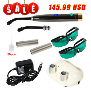 Dental Pad F3ww 650nm Diode Laser surgical Device Soft Tissue Laser W 2 Goggles
