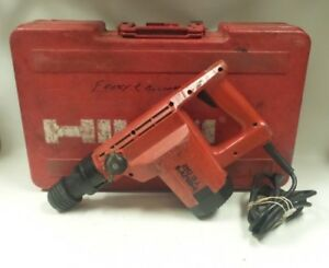 ma4 Hilti Te52 Te 52 Big Rotary Demolition Sds Max Hammer Drill