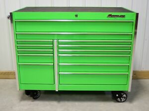 Snap On Krl1022 Extreme Green Tool Box Toolbox