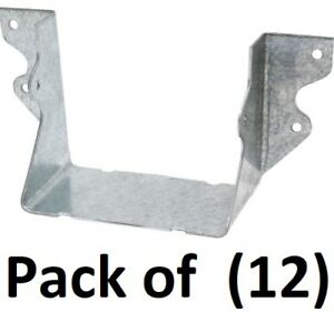 12 Simpson Strong Tie U44 4 X 4 Galvanized Face Mount Joist Hanger