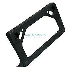 New License Plate Bracket Fits 2010 2011 Toyota Prius Hatchback To1068111