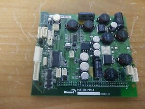 Bionet Pcb 400 pwr 8 Circuit Board Pcb For Lg Philips Patient Monitor Parts Med