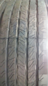 225 75r19 5 Continental Hs3 14 Ply Hybrid Steer Tire 22570195 1tire