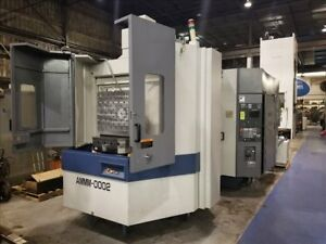 Mori Seiki Sh 633 Cnc Horizontal Machining Center B38883