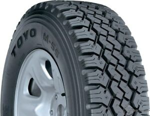 Toyo Tires 309200 Tire Lt235 75r15 6p Toyo M55 Allposition Light Truck Radial