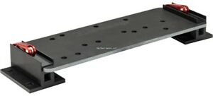New  Hornady Lock-N-Load Quick Detach Universal Mounting Plate 399697