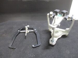 Whip Mix Dental Laboratory Articulator For Occlusal Plane Analysis W Facebow
