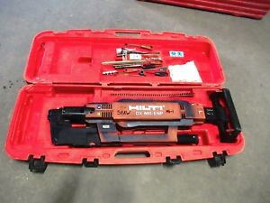 Hilti Dx860 enp Stand up Powder Actuated Nailer