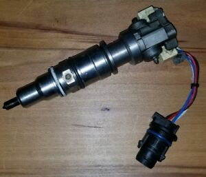 Great Condition Dtech 2004 2010 Ford Powerstroke 6 0l Fuel Injector Dt60l 3