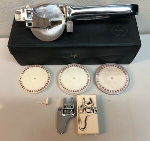 Vintage Dymo Tapewriter Hand Embossing Tool Number M 29