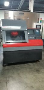 Emco Pc Mill 100 Cnc Drill Tapping Machine