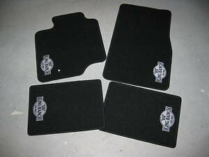 2008 2009 2010 Ford Expedition King Ranch Floor Mats 4 Piece Set