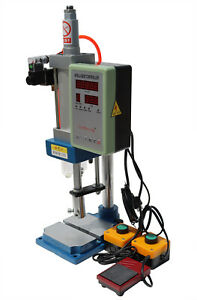 Common Use Pneumatic Press Punch Machine Easy To Operate 200kg Best Machine