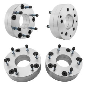 4 2 5x120 6mm 5x4 75 To 6x5 5 For Chevrolet Tahoe Wheel Spacers Adapters