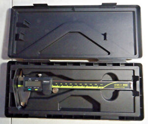 ri5 Mitutoyo Absolute Aos Digimatic Cd 6 Asx Caliper 500 196 30
