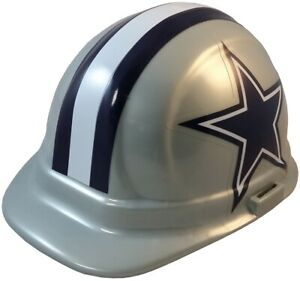 Wincraft Nfl Sport Hard Hat Dallas Cowboys Hardhat With Ratchet Liner