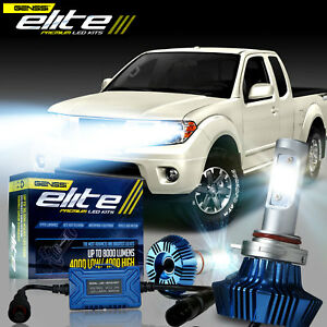 Premium Led Headlight Conversion Kit Bulbs For Nissan Frontier 09 To 2018