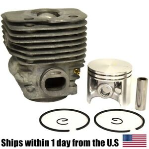 Cylinder Piston Kit For Husqvarna Partner K950 Cut Off Saws