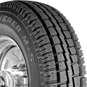 4 New 265 70 16 Cooper Discoverer M s Winter Performance Tires 2657016