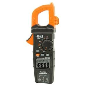 Klein Tools 600 Amp Ac dc True Rms Auto ranging Digital Clamp Meter cl800