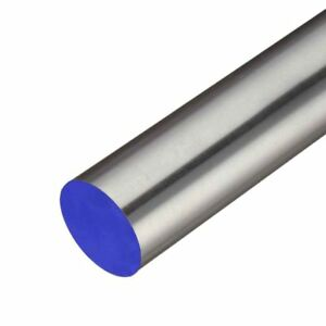 304 Stainless Steel Round Rod Diameter 1 000 1 Inch Length 24 Inches