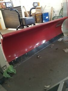 Hiniker Snow Plow 8 Foot