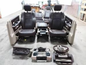 Longhorn Interior Package Donor Truck Was A 2014 Dodge 1500 777134 Trim Xju1