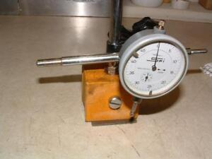 Spi Dial Indicator With Enco 300 Magnetic Base