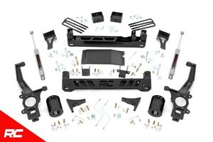 Rough Country 87930 6 inch Suspension Lift Kit For 05 18 Nissan Frontier