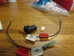 New Nos 1980 S 1990 S Ford Truck 7 0l Fuel Injection Gas Engine Wiring Connector