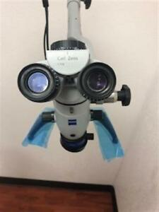 Zeiss Pico Opmi Halogen Dental 12 5x 6 step Microscope For Oral Surgery