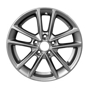 Brand New Set Of 4 16 Alloy Wheels Rims For 2016 Ford Focus