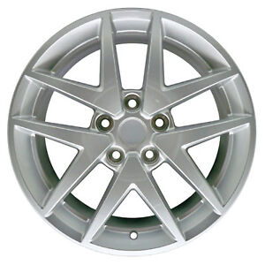 Brand New 17 Alloy Wheel Rim For 2010 2011 2012 Ford Fusion Painted Finish