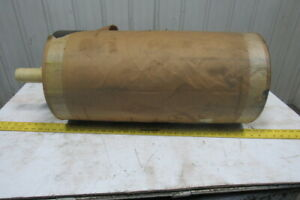 Dematic 12 Od 26 Rubber Lagged Conveyor Drive Drum Roller 1 15 16 Shaft